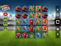 Football Star Deluxe Slots